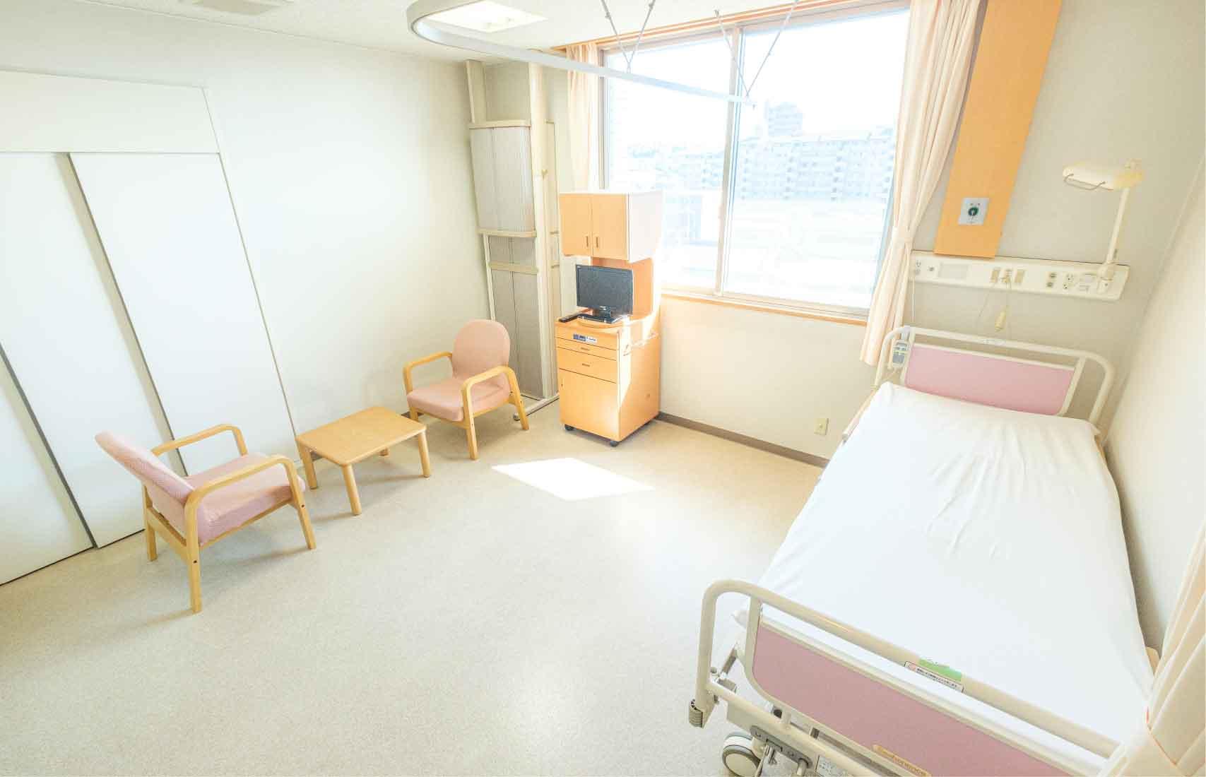 病室(個室)