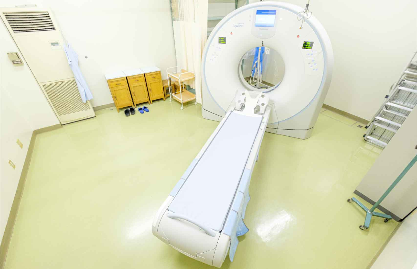 CT(コンピュータ断層撮影装置)検査(心臓を除く体全体)